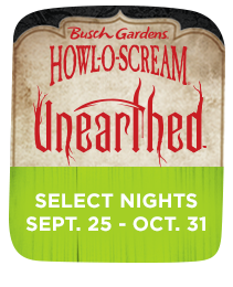 Howl-O-Scream at Busch Gardens Tampa
