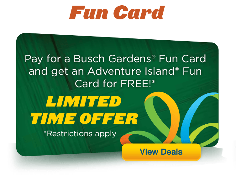 Busch gardens in tampa fl discount coupons