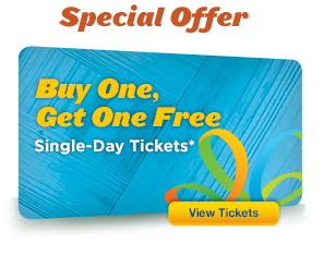 Tickets - Save on select multi-park tickets