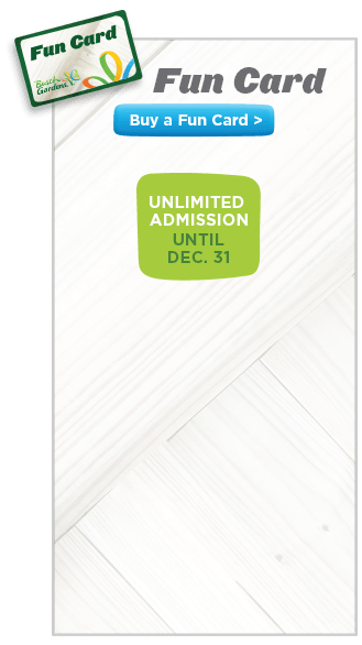 Fun Card: Unlimited Admission until Dec. 31.