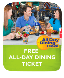 Busch Gardens Tampa Free All-Day Dining