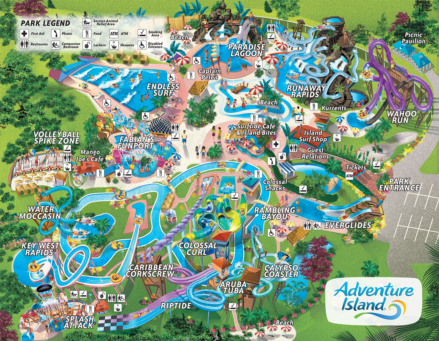 Islands Of Adventure Passes