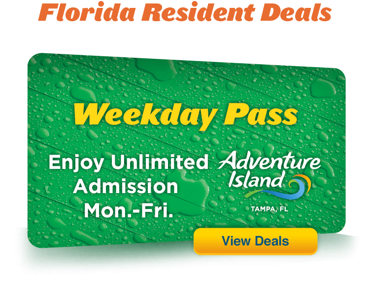 Exclusive Tickets Offers for Florida Residents